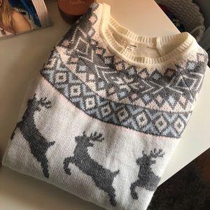 Garage Christmas Sweater 🦌
